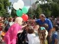 7 Инж. Ст. Живков, кмет на с. Царев брод ще отреже балоните, преди да полетят!