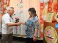 15. Поздравления за Г. Гроздева - кл. р-л на V%U0406 кл. и преподавател по чужд език