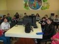 11-Ученическият актив по класове слушаше с интерес...