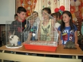 21. Заек, папагал и костенурка