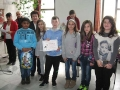 Шестима получиха наградата в рездел Мартенско дърво Ердоан, Синем, Петър, Елис, Айджан и Павлина.jpg