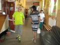 Обиколка в сградата - каква е подготовката за новата учебна година!