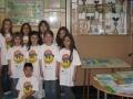 Малките художници от І и ІV клас