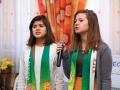 3 Всички бяха поздравени с песен от Габриела и Диана