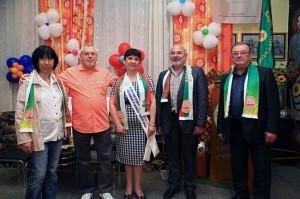 С гостите от София и Шумен - 18 .09. 2014 г.